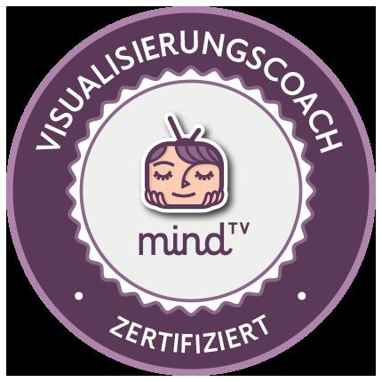 Abzeichen Visualisierungscoach MindTV